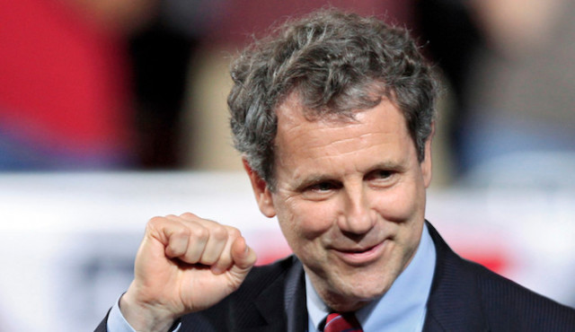Sherrod Brown Gracefully Bows Out Of The 2020Election